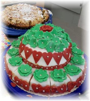 Foto zur Meldung: Kuchenbasar