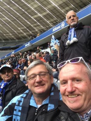 Foto zu Meldung: Sieg gegen Eintracht Braunschweig