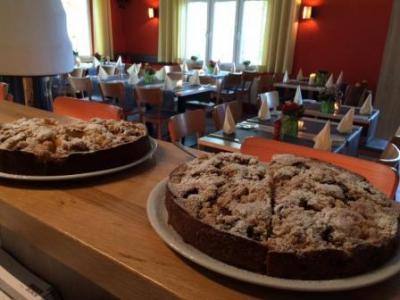 Foto zur Meldung: frischer selbst gebackener Kuchen
