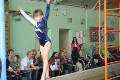 Foto zur Meldung: 19. Kinder- und Jugendsportspiele im Landkreis OSL - erstmalig auch im Geräteturnen