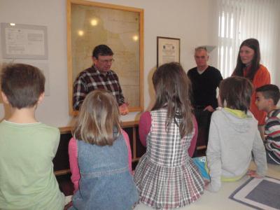 Foto zur Meldung: Künstler-für-Schüler-Projekts der AWO Spatzenschule