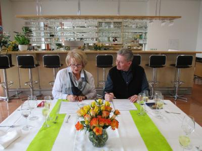 Foto zur Meldung: Unterzeichnung Deutsch-Polnischer Kooperationsvertrag