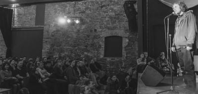 Foto zur Meldung: Poetry Slam Stargast: Jan Lindner