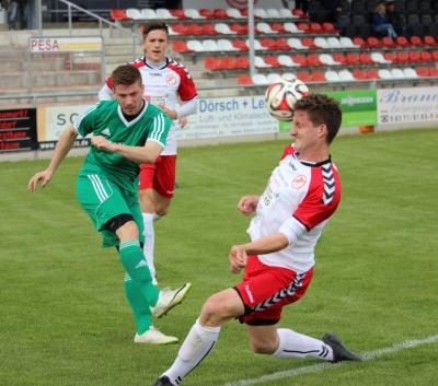 Foto zu Meldung: Landesliga: SV Seligenporten II - FC Vorwärts 5:2 (3:0)