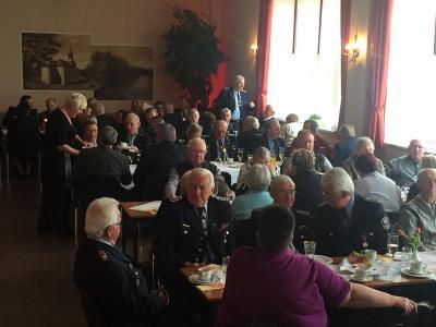 Foto zur Meldung: Treffen der Alters- und Ehrenabteilung