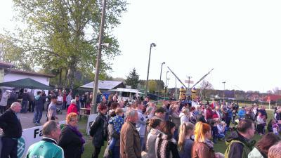 Foto zur Meldung: Das war das Sport- und Volksfest 2016 - erste Bilder