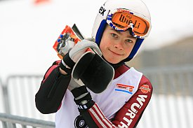 Foto zu Meldung: Sebastian Bradatsch startet zur Junioren-WM