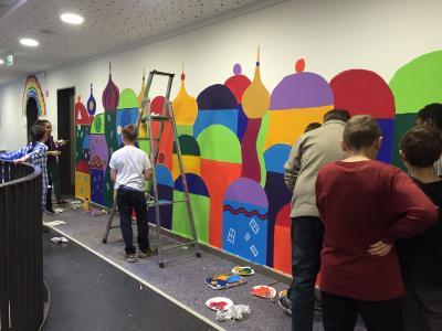 Foto zur Meldung: Projektwoche an der Robert-Reinick-Grundschule