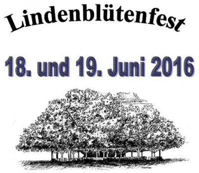 Foto zu Meldung: Lindenblütenfest am 18. und 19. Juni 2016