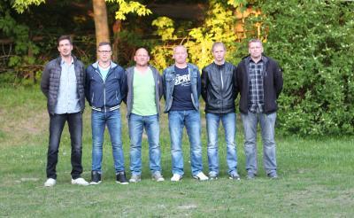 Foto zu Meldung: DSV 91 präsentiert neuen Vorstand