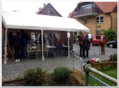 Foto zur Meldung: Es klappert die Mühle am Schedebach