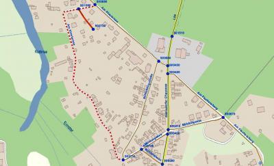 Foto zu Meldung: Vorbereitung Straßenumbenennung im OT Lehnin