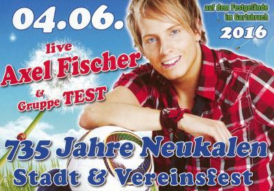 Foto zur Meldung: 735 Jahre Neukalen / Stadt- & Vereinsfest