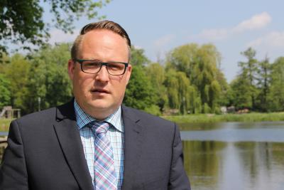 Foto zur Meldung: Christian Hernjokl wird Laga-Geschäftsführer