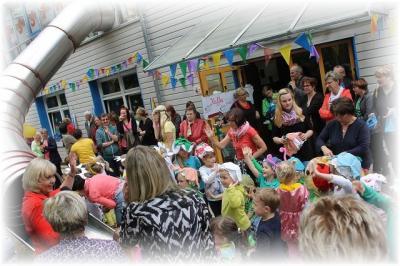 Foto zur Meldung: Gelungenes Frühlingsfest