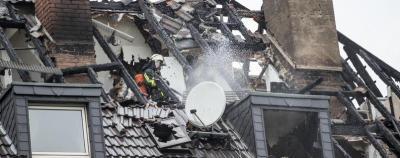 Wohnhausbrand in Duisburg mit drei Toten