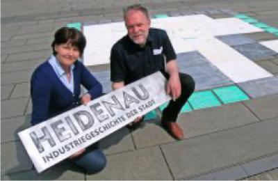 """Foto zur Meldung: Dresdner Neueste Nachrichten: """"Stadt Heidenau macht Industriegeschichte sichtbar"""""""