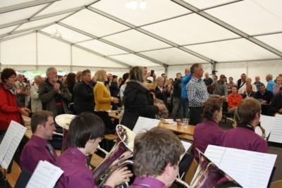 Foto zu Meldung: Markgrafenfest in Kloster Lehnin - diesmal ein riesen Event