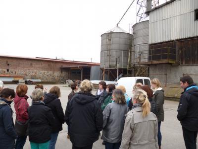Vorschaubild zur Meldung: Berufsorientierung im Fokus des 21. Arbeitskreises Lernort Landwirtschaft vom Kompetenzzentrum Landwirtschaft und ländlicher Raum (AGRAR aktiv )
