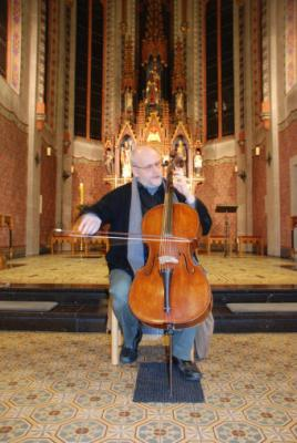 Foto zur Meldung: 2. Sommerkonzert mit dem Barock-Violoncellisten Ludwig Frankmar