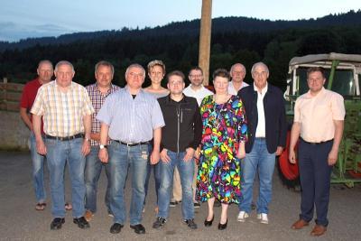 Foto zur Meldung: Generalversammlung mit Neuwahlen beim Dorfverein