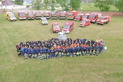 Foto zur Meldung: 125 Jahre Hoymer Feuerwehr