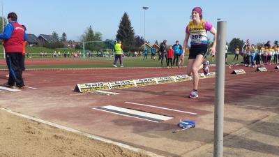 Foto zur Meldung: Leichtathletik Test der Biathleten und Langläufer in Oberhof