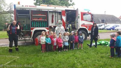 Foto zur Meldung: Kindertag im Zwergenpalais