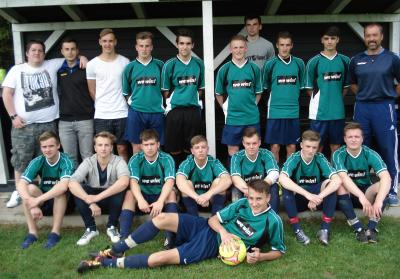 Foto zu Meldung: U19 Gruppe 2 Marktredwitz: JFG Oberes Egertal - SF Kondrau 1:3 (1:0)
