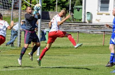 Foto zu Meldung: + + + Fußball Landesliga West 25. Spieltag + + +