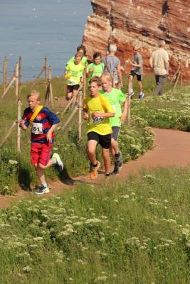 Foto zur Meldung: 7.Platz für die Grundschüler auf Helgoland