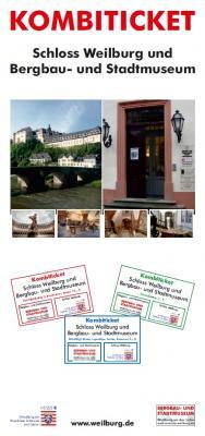 Vorschaubild zur Meldung: Kombiticket mit dem Schloss Weilburg