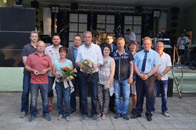 """Foto zur Meldung: Am Abend """"735 Jahre Neukalen / Stadt- & Vereinsfest"""""""