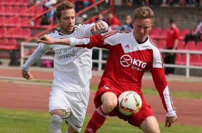 Vorschaubild zur Meldung: 29. Spieltag Oberliga