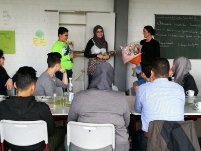 Vorschaubild zur Meldung: 2. Café International