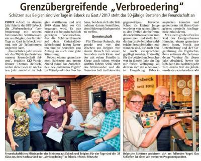 Leine- und Deister-Zeitung vom 09.06.2016