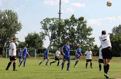 Foto zur Meldung: 04.06.2016   FV Liebenwalde - FC Kremmen