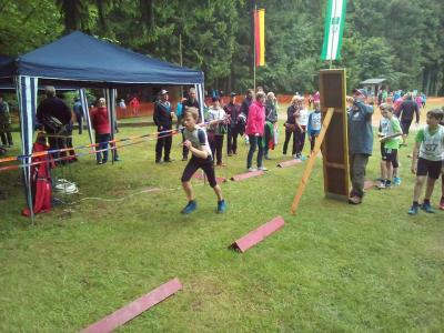 Foto zur Meldung: Ranglistenlauf Biathlon in Tambach-Dietharz