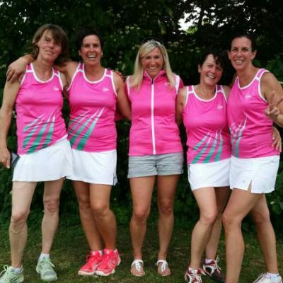 Foto zur Meldung: Tennis (Damen 40) – Überzeugende Auftaktsiege gegen Glatt und Wurmlingen