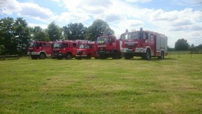 Foto zu Meldung: 1. Radeweger Dorffest an der Feuerwehr. Ein voller Erfolg!