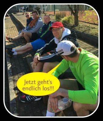 Foto zur Meldung: Tennis (Herren 40) - Das Warten hat ein Ende