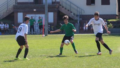 Foto zu Meldung: C-Jugend gewinnt letztes Auswärtsspiel der Saison