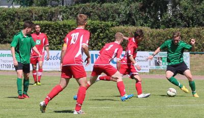 Foto zu Meldung: Hochspannung am letzten Spieltag der A-Jugendlandesliga