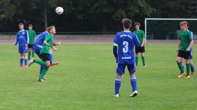 Foto zu Meldung: C-Jugend gegen Greifswald ohne Chance