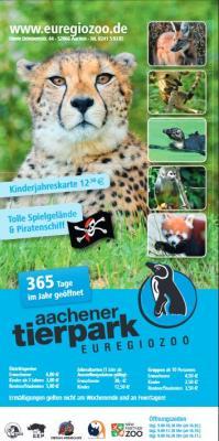 Foto zur Meldung: Ausflug zum Tierpark in Aachen