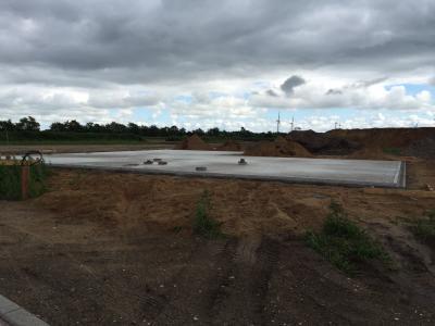 Foto zur Meldung: Neues aus dem Baugebiet Dammacker