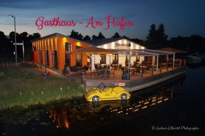 Foto zur Meldung: Gasthaus - Am Hafen