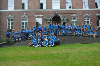 Foto zur Meldung: Schüler-Wassercamp in Barmstedt