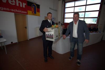 Foto zur Meldung: Neues Einsatzgerät für FF Putbus