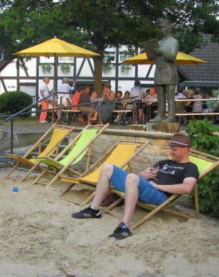 Foto zur Meldung: Sommerfeeling - Ladberger Weindorf am 09. u. 10. Juli 2016